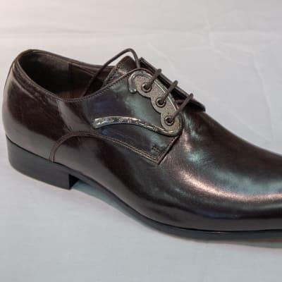 Smart Shoe Nobby Cavalli - Men's black laced image