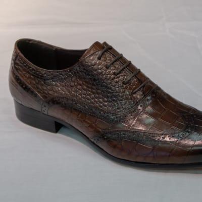 Smart Shoe Nobby Cavalli - Men's dark brown  image