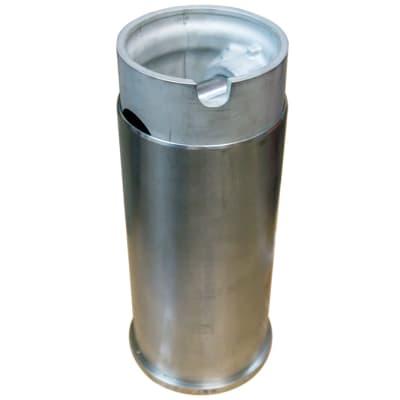 Yenmak Cylinder Liner DAF 752F, 825 DH, 825 DU, DHB 107.0mm (bottom) image
