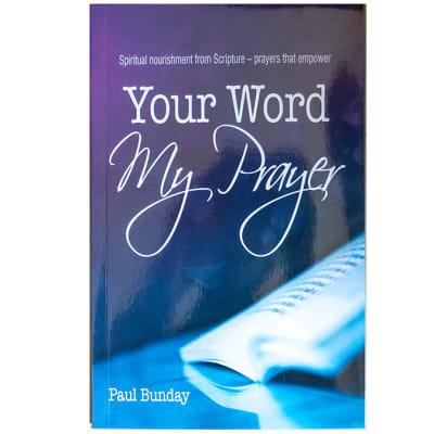 Your Word, My Prayer – Spiritual nourishment from Scripture  image