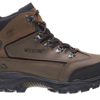 Wolverine Spencer Choc Brown shoes image
