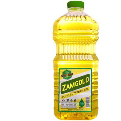 Zamgold Pure Soyabean Oil image