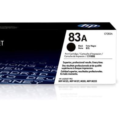 Hp 83a Cf283a Black Toner Cartridge image