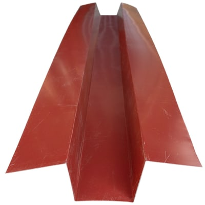 Steel  Valley Gutter  Red  image