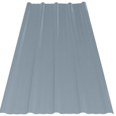 Steel  Widespan Roofing Sheets Dove Grey image