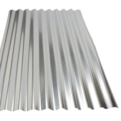 Galvanized Steel  Corrugated Roofing Sheets  image
