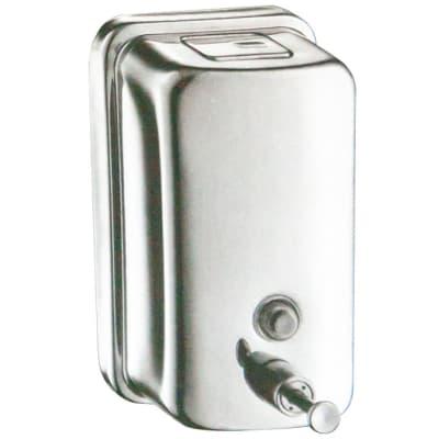 Steel Hand Sanitizer Dispenser Stainless Steel Soap Dispenser 1litre  image