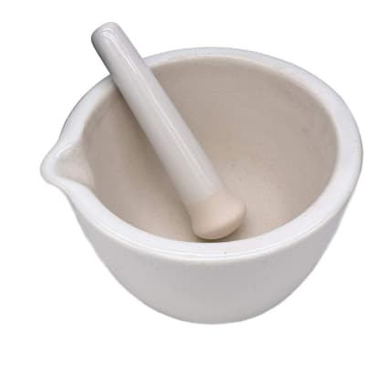 Mortar And Pestle Porcelain image