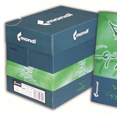 Box of Copyrex Bond paper (5 reams) image