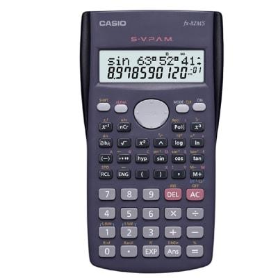 Casio FX-82MS Scientific Calculator Non-Programmable image