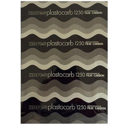 Carbon Paper Sheet image