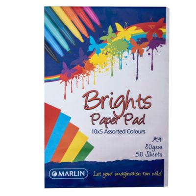 A4 Colour Bond Paper 50 sheets 80gms image