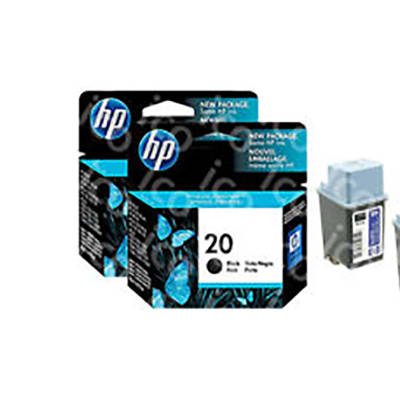 HP Ink Cartridge 22 Colour image