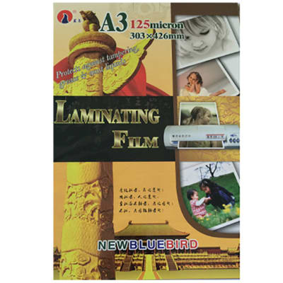 Laminating Pouches A3 image