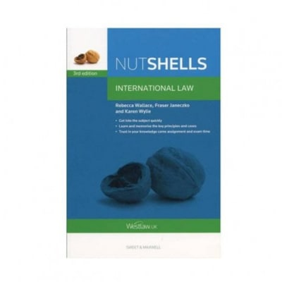 Nutshells International Law 3rd Edition image