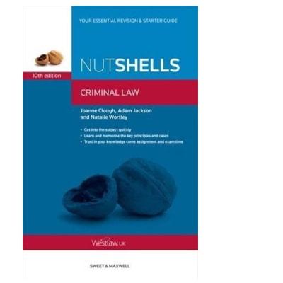 Nutshells Criminal Law 10th Edition image