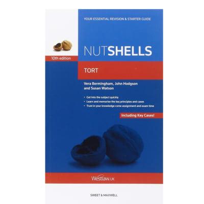 Nutshells Tort 10th Edition image