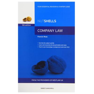 Nutshells Company Law image