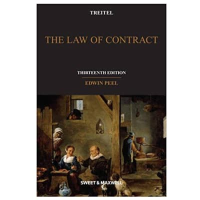 The Law Of Contract Thirteenth Edition image