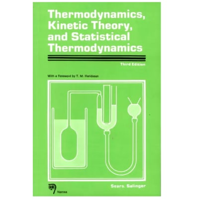Thermodynamics, Kinetic Theory and Statistical Thermodynamics image