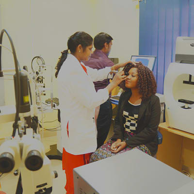 Vision Care Opticians image