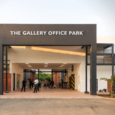 The Gallery Office Park image