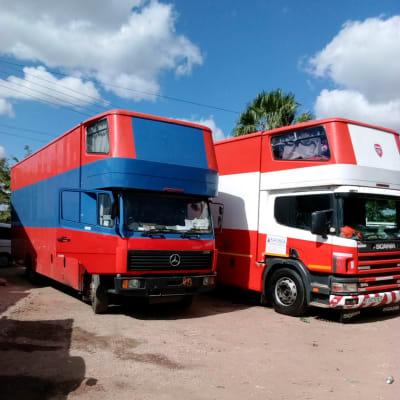 Kapunga Transport and Removals Ltd image
