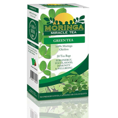 Moringa  Original Green Tea image