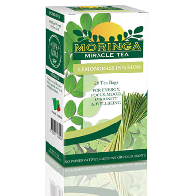 Moringa Miracle Tea – Lemongrass image
