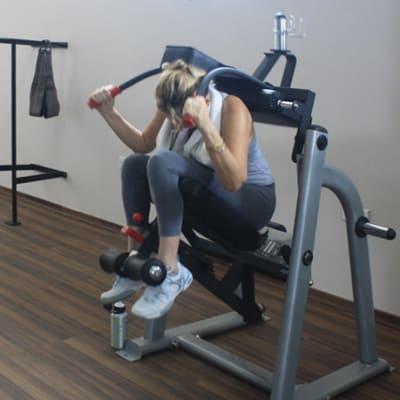 Gym membership image
