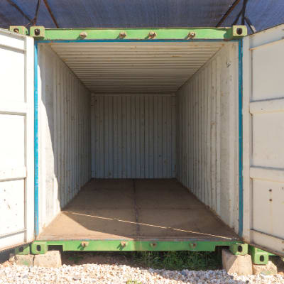 Off site container rental image