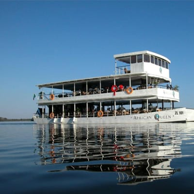 Rafting + Cruise + Micro - Half day image