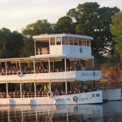 Zambezi Sunset Cruises image