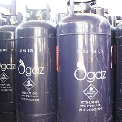 Ogaz Zambia Ltd image