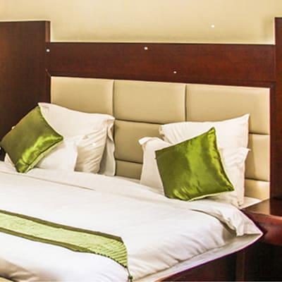 Standard double room image