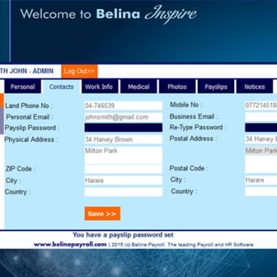 Payroll Software License image