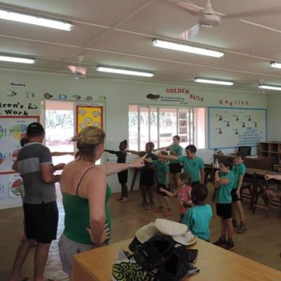 Annual School Fee: Year 4 - 6 image
