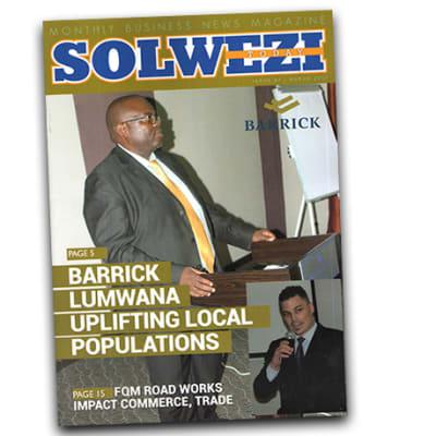 Solwezi Today Magazine image