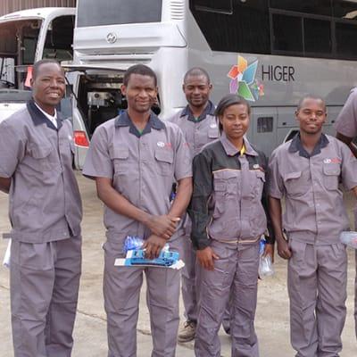 Kinglong Motors Zambia Ltd image
