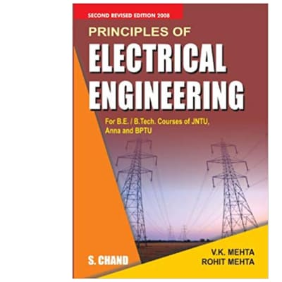 Principles of Electrical Engineering 2nd Revised Edition image