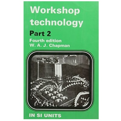 Workshop Technology Part 2 4th Edition image