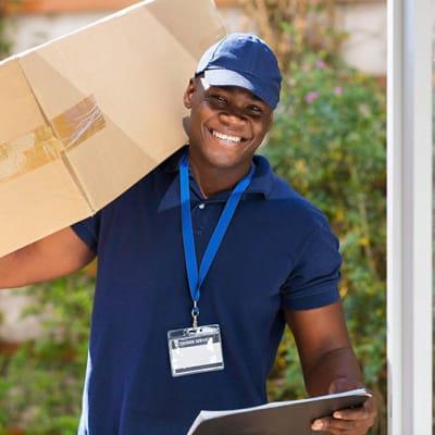 Delivery Management Sytem  image