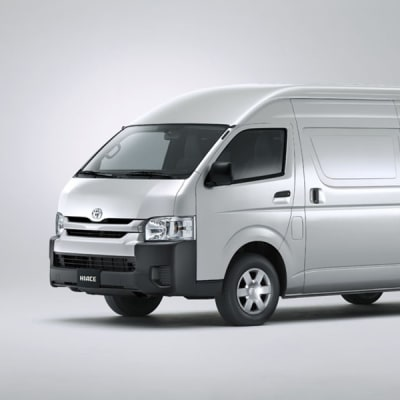 Toyota Hiace image