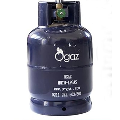 9kg Ogaz LPG refill image