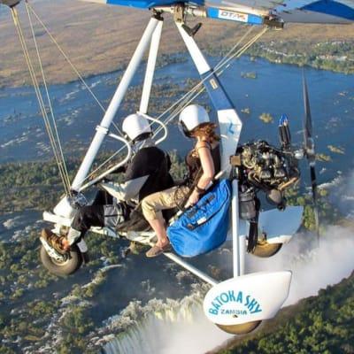 Micro flight - Batoka Sky Productions image