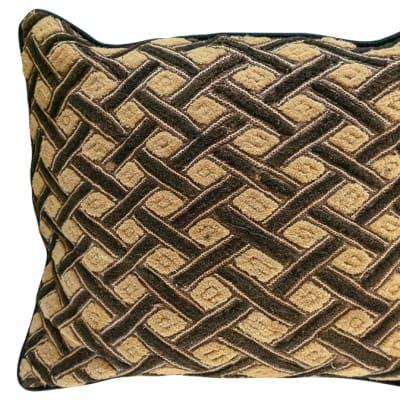 Kuba Materials  Pillow  Kuba Cushion Covers Squares image