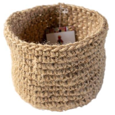 """Baskets  Crotched  Soft Basket Dark 14""""  image"""