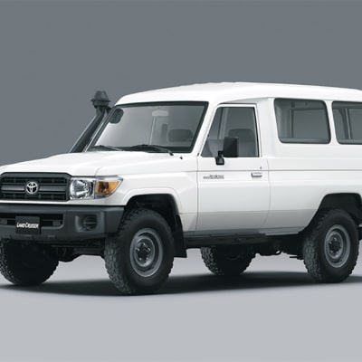 Toyota Land Cruiser 78 image