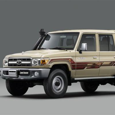 Toyota Land Cruiser 79 image