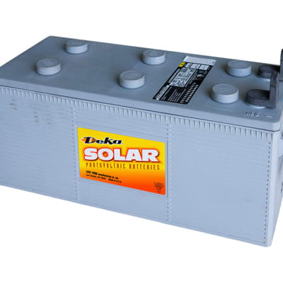 Deka Solar Battery  Intimidator   Agm 8a8d image